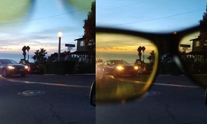Obrázok z HD Vision okuliare pre vodičov