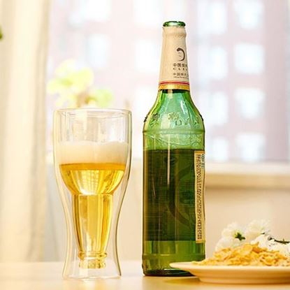 Obrázok Pohár v tvare piva