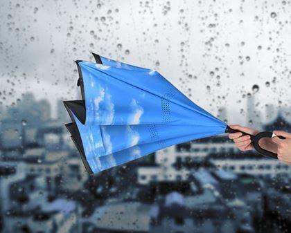 Obrázok z Obrátený dáždnik - neba