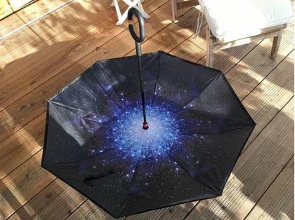 Obrázok z Obrátený dáždnik - vesmír