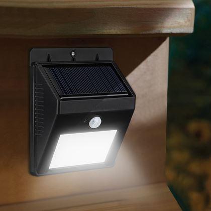 Obrázok z Solárne LED svetlo so senzorom pohybu