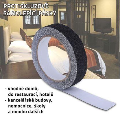Obrázok Protišmykové samolepiace pásky