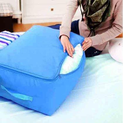 Obrázok z Úložný vak na oblečenie a deky