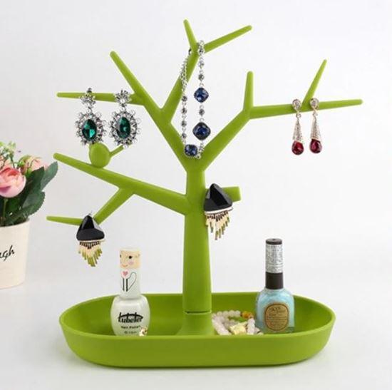 Obrázok z Strom na šperky - zelený