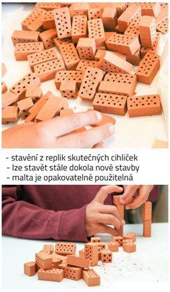 Obrázok z  Kreatívna hračka - Malý staviteľ
