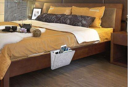 Obrázok Organizér na posteľ