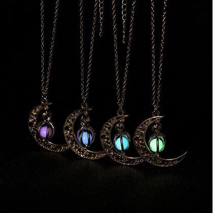 Obrázok z Svietiaci náhrdelník