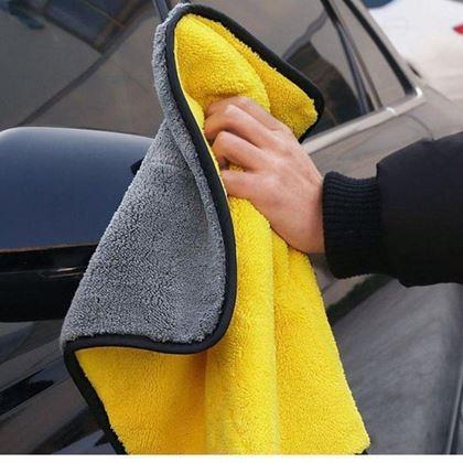 Obrázok z Leštiaca handra na auto