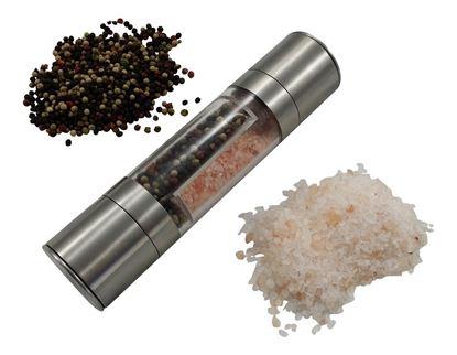 Obrázok Obojstranný mlynček na korenie