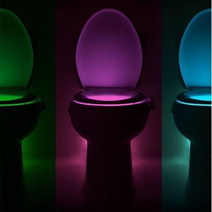 Obrázok z Svetlo do WC