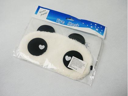 Obrázok z Maska na spanie Panda