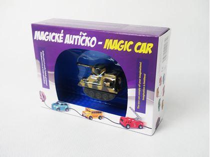 Obrázok z Magické autíčko - tank