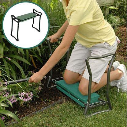 Obrázok Multifunkčná zahradná stolička