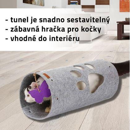 Obrázok z Tunel pre mačky