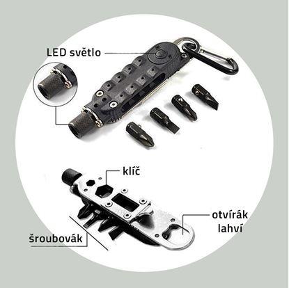Obrázok Kľúčenka - skrutkovač