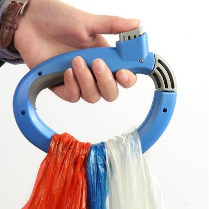 Obrázok z Prenosný držiak na tašky