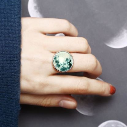 Obrázok Mesačný prsteň