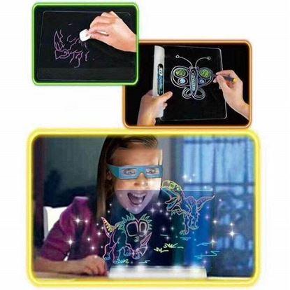 Obrázok 3D kresliace tabule