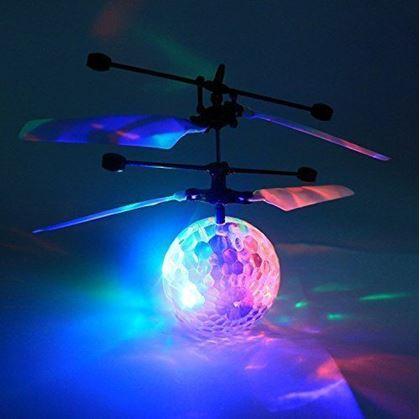 Obrázok z Lietajúca disco guľa