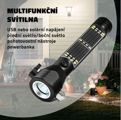 Obrázok Multifunkčné svietidlo