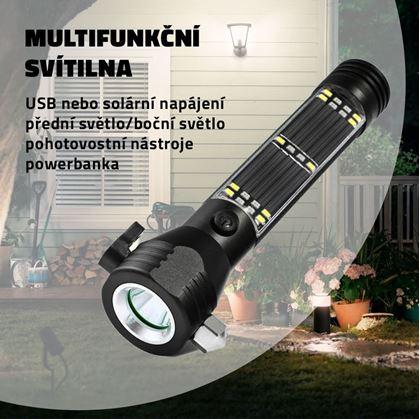 Obrázok z Multifunkčné svietidlo