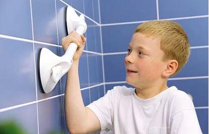 Obrázok Nastaviteľné madlo do kúpeľne