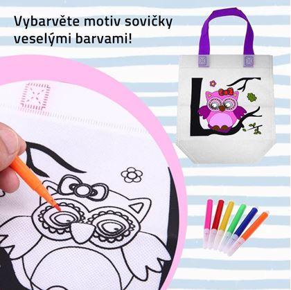 Obrázok z Vyfarbi si kabelku