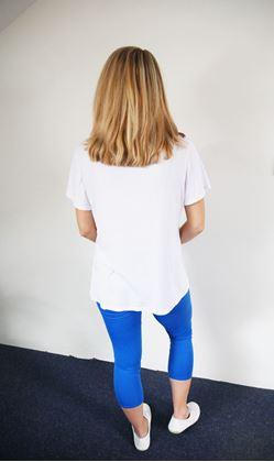 Obrázok z Tričko pre mamičky - biele L