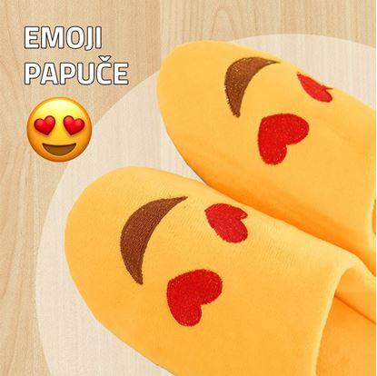 Obrázok Emoji papuče