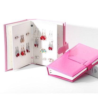Obrázok Šperkovnica v tvare knihy