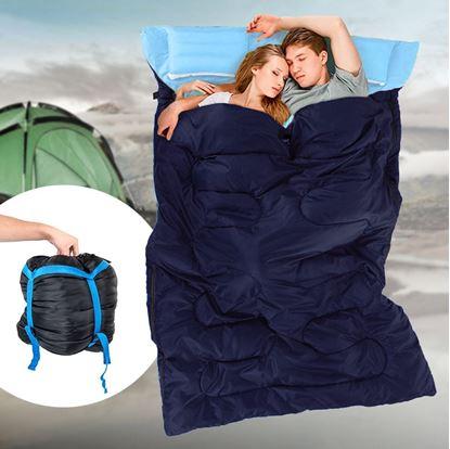 Obrázok Spiaci vak pre dvoch