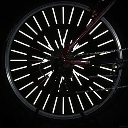 Obrázok z Reflexné tyčky na bicykel
