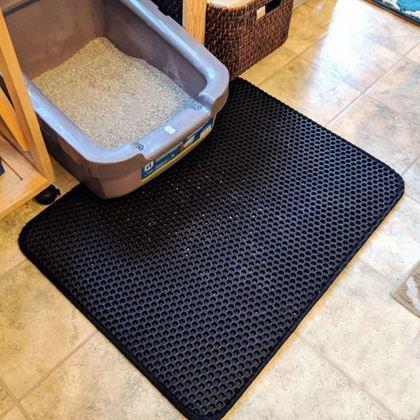 Obrázok z Podložka pod mačaciu toaletu