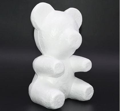 Obrázok z Vyrob si sám - Medvedík z ruží