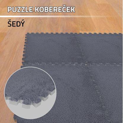 Obrázok Puzzle koberček - 6 ks
