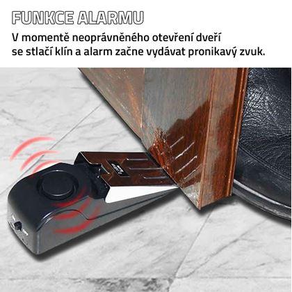 Obrázok z Alarm pod dvere