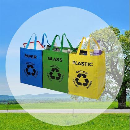 Obrázok z Tašky na triedenie odpadu