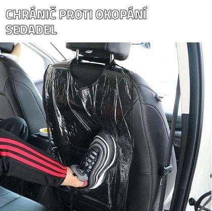 Obrázok z Chránič proti okopaniu sedadiel