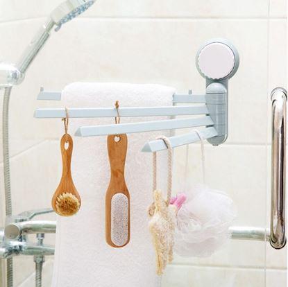 Obrázok Otočný vešiak na uteráky