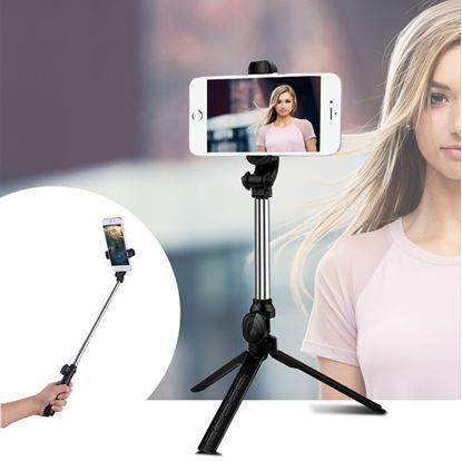 Obrázok Selfie tyč so statívom