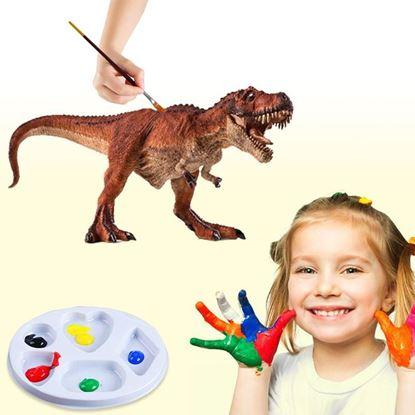 Obrázok Vymaľuj si dinosaura