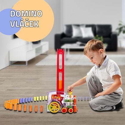 Obrázok z Domino vláčik