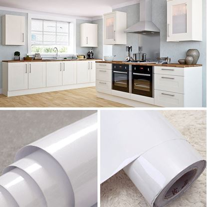 Obrázok Fólia na obnovu kuchynskej linky 2 ks