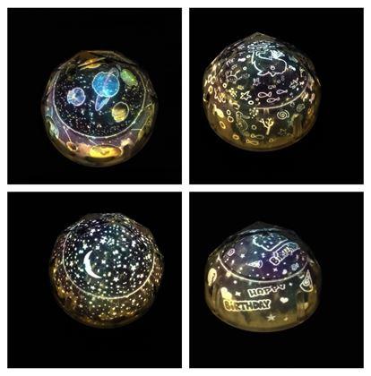 Obrázok z Projektor vesmíru