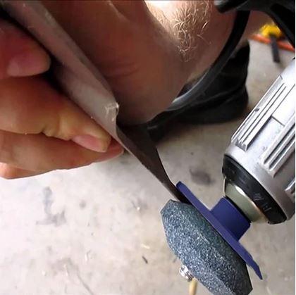 Obrázok z Brúsny kotúč na vŕtačku