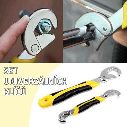 Obrázok Set univerzálnych kľúčov