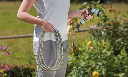 Obrázok Záhradná nerezová hadica - 22,5m