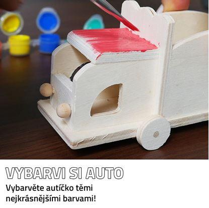 Obrázok Vymaľuj si auto