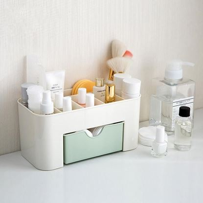 Obrázok Organizér na kozmetiku do kúpeľne - 2 ks