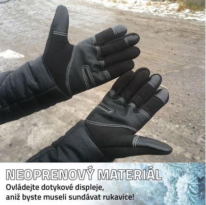 Obrázok z Dotykové rukavice - M